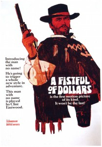 A Fistful of Dollars - Bob Peak